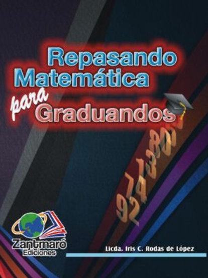 Repasando Matemática para Graduados - 2016