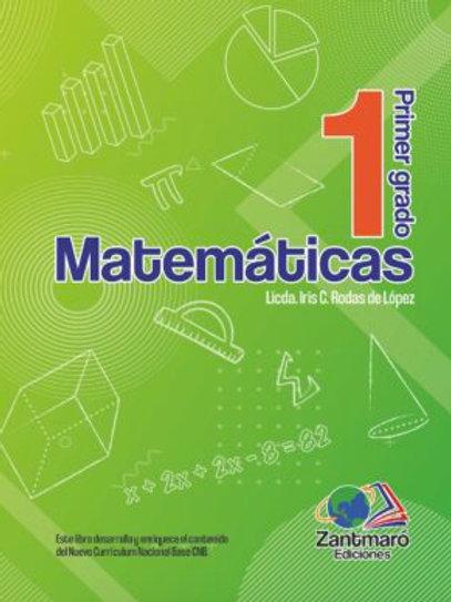 Matemáticas 1 – 2016