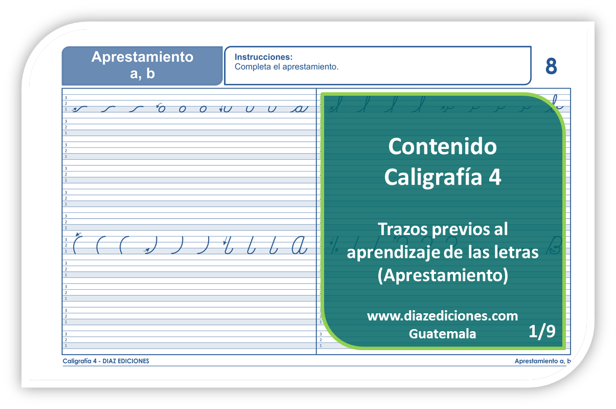 Caligrafía 4