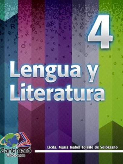 Lengua y Literatura 4 - 2016