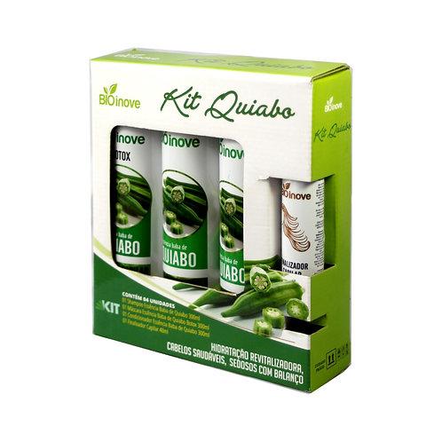 Kit Capilar Quiabo