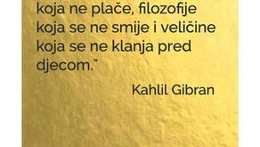 Citat tjedna - Kahlil Gibran