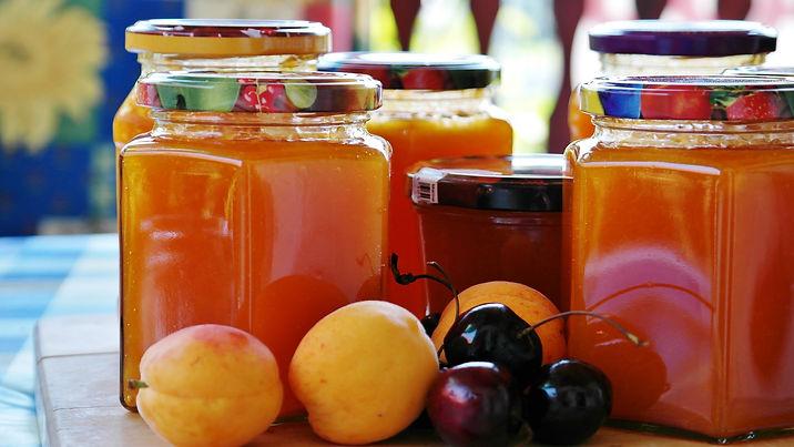 Vermont Local Organic Jams and Jellies