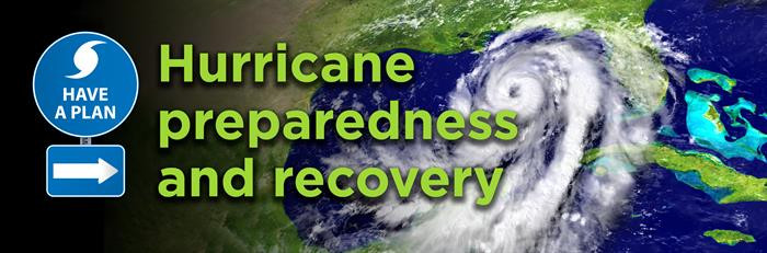June is hurricane preparedness month