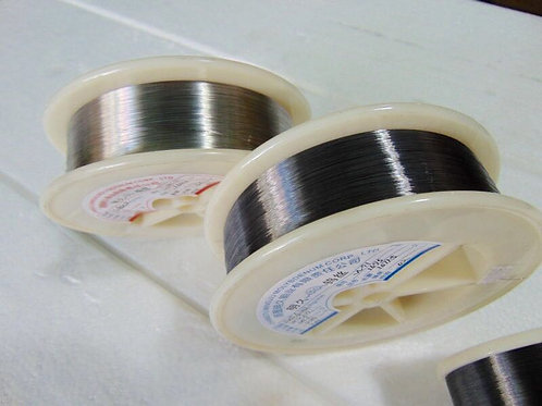 Tungsten Wire 99.95% pure (0.1mm - 0.18 mm) Diameters for /kg