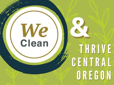 New partnership: WeClean