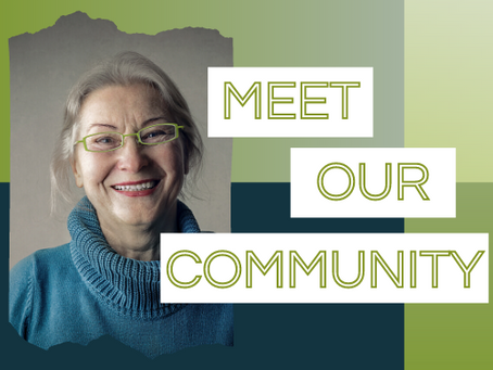 Meet Our Community: Linda