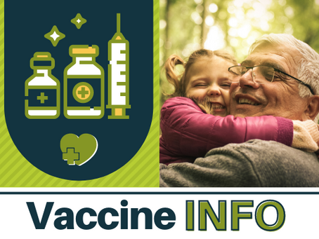 Central Oregon Vaccination Info