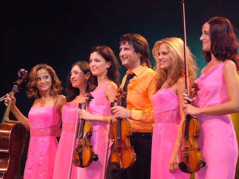 Edvin Marton Orchestra