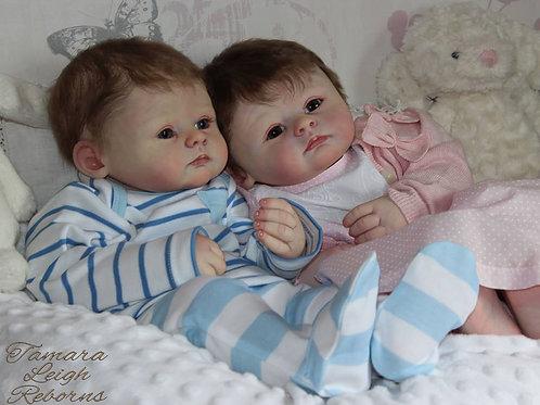 Bebê Reborn Eden by Marissa May Encomenda