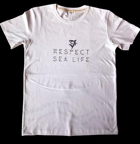 Tee shirt Bio / Shark B010