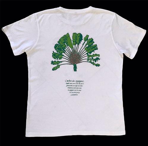Tee shirt Bio / Ravinala