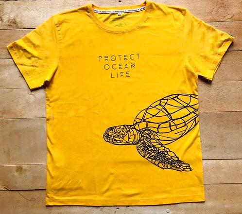 Tee shirt Bio / Tortue B005