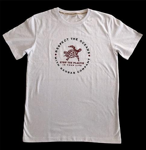 Tee shirt Bio / Tortue ref 901 ou Baleine Ref902