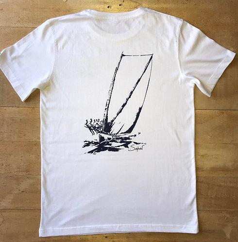Tee shirt Bio /Yole A196