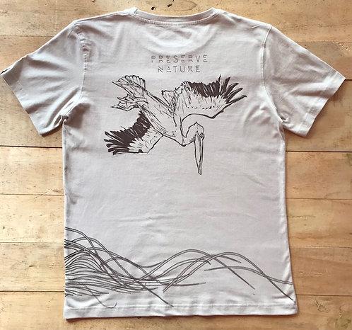 Tee shirt Bio /Pelican