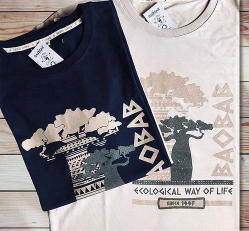 Tee shirt Bio / Grounded Ref 910