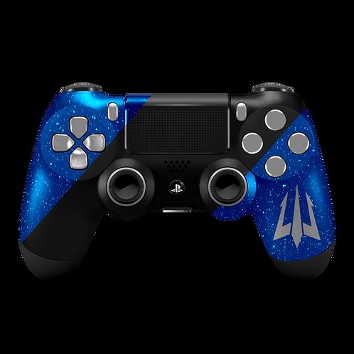 Manette PS4 custom Abyss par ESCONTROLLERS