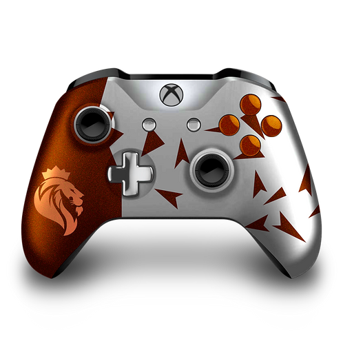 Manette Xbox custom Royalty par ESCONTROLLERS