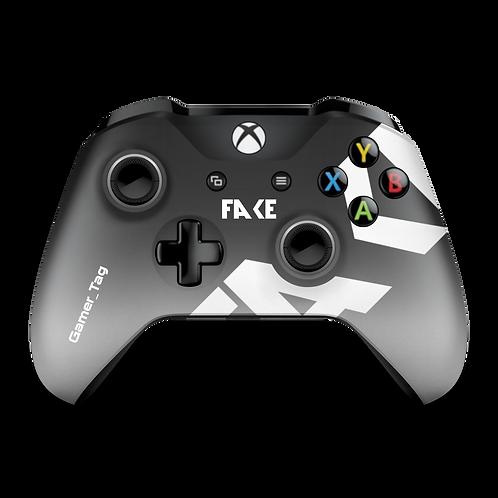 Manette Xbox custom Fake Esport par ESCONTROLLERS
