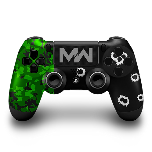 Manette PS4 custom Call Of Duty par ESCONTROLLERS