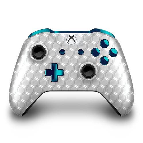 Manette Xbox custom Metal HX par ESCONTROLLERS