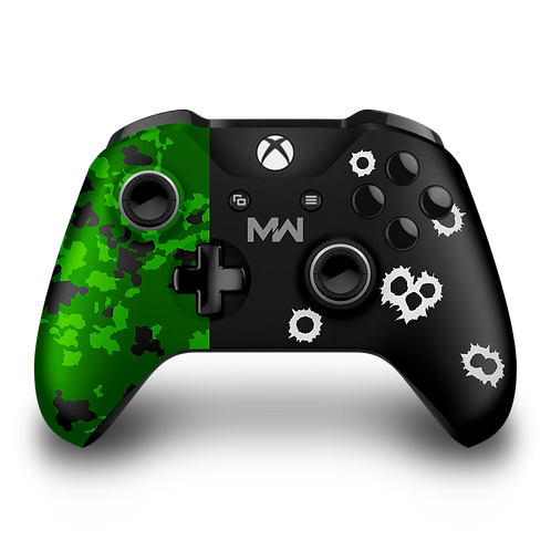 Manette Xbox custom Call Of Duty par ESCONTROLLERS