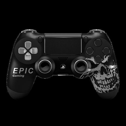 Manette PS4 custom Epic Gaming par ESCONTROLLERS