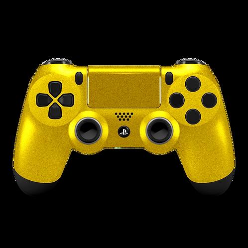 Manette PS4 custom Gold