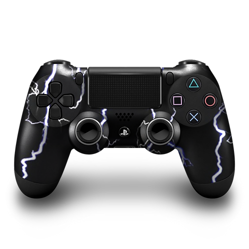 Manette PS4 custom Storm par ESCONTROLLERS