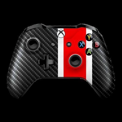 Manette Xbox custom Race par ESCONTROLLERS