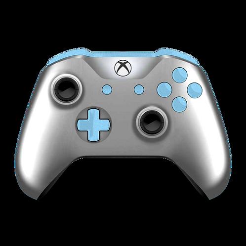 Manette Xbox custom Aluminium par ESCONTROLLERS