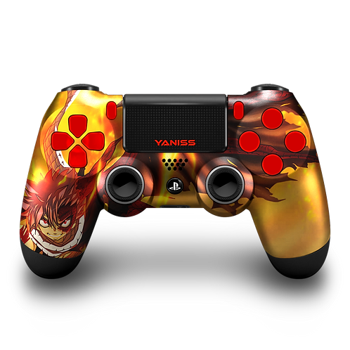 Manette PS4 custom Samir Menacer