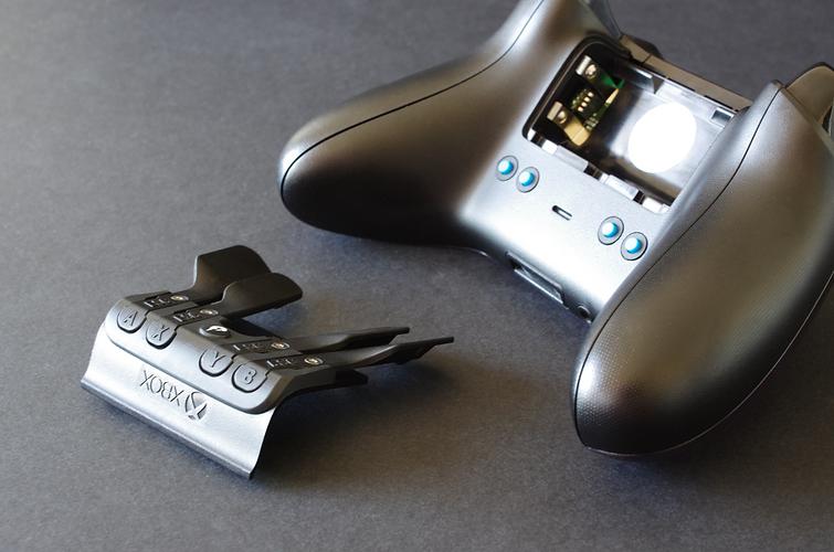 Palettes ESC Xbox