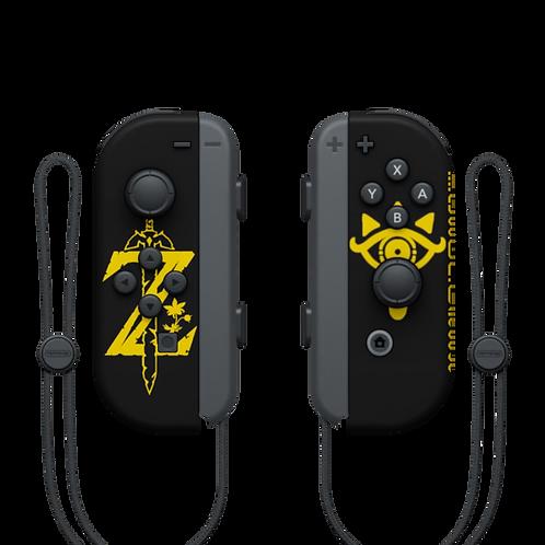 Manettes Switch custom Zelda par ESCONTROLLERS