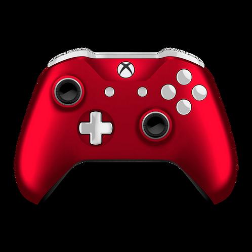 Manette Xbox custom Rubis par ESCONTROLLERS