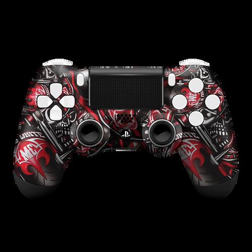 Manette PS4 custom Sponsors 2