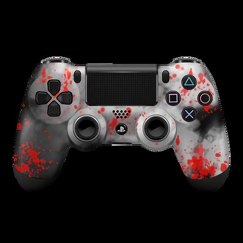 Manette PS4 custom Apocalypse par ESCONTROLLERS
