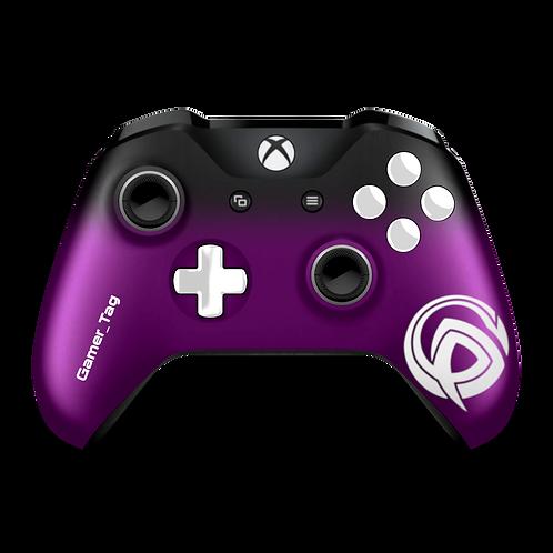 Manette Xbox custom Abyssal Project par ESCONTROLLERS