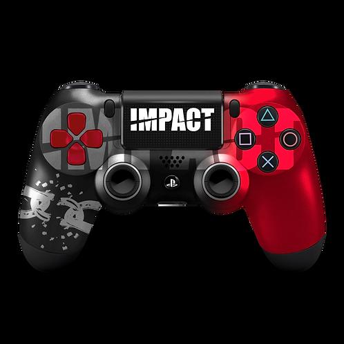 Manette PS4 custom Impact par ESCONTROLLERS