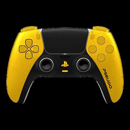 Manette PS5 custom Gold