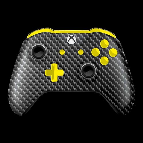 Manette Xbox custom Carbon par ESCONTROLLERS