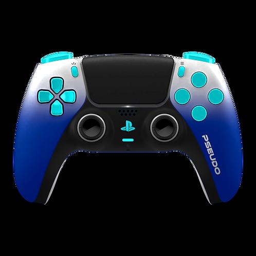 MANETTE PS5 BLUE ALUMINIUM
