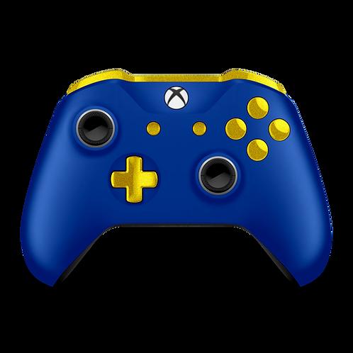 Manette Xbox One custom Royal Blue