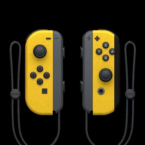 Manettes Switch custom Gold par ESCONTROLLERS