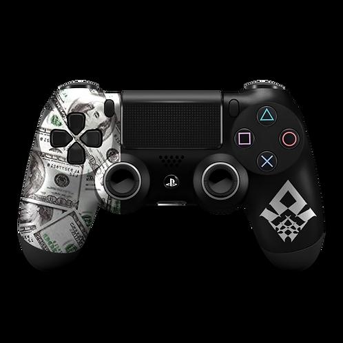 Manette PS4 custom Mafia par ESCONTROLLERS