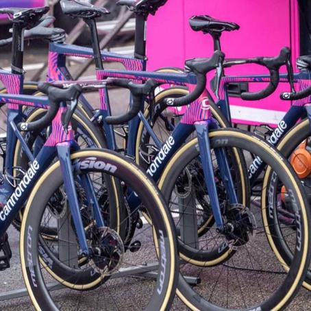 Bikes to Tour de France 2021