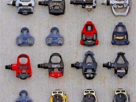 Qual é o melhor sistema de pedal de encaixe?