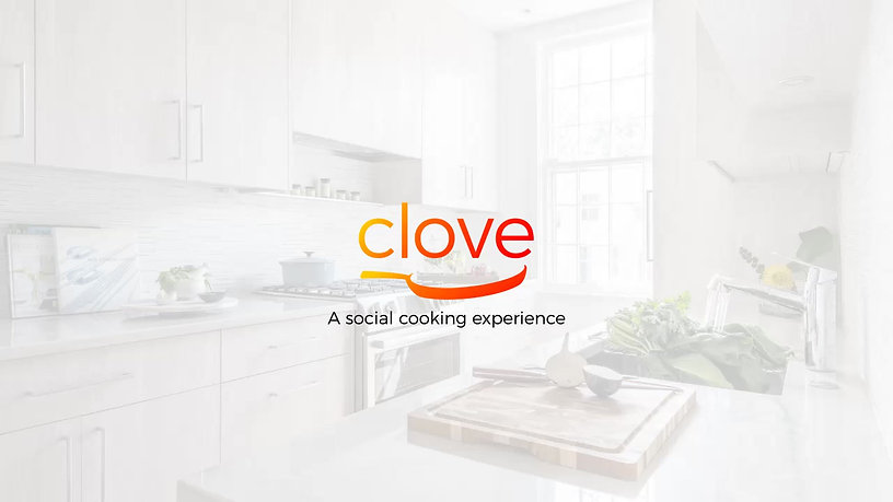 Short promo clip for Clove App project