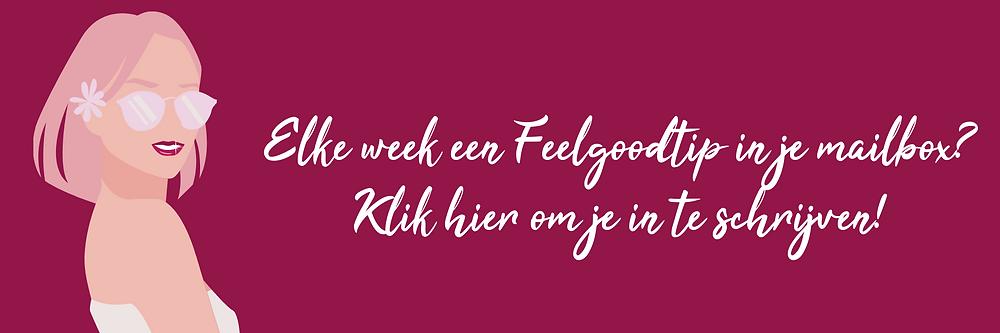 Elke week een Feelgoodtip van Altijd Mooi in je mailbox? Klik hier om je in te schrijven! #feelgoodchallenge